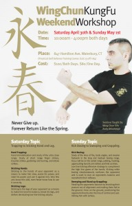wing chun seminar in connecticut 